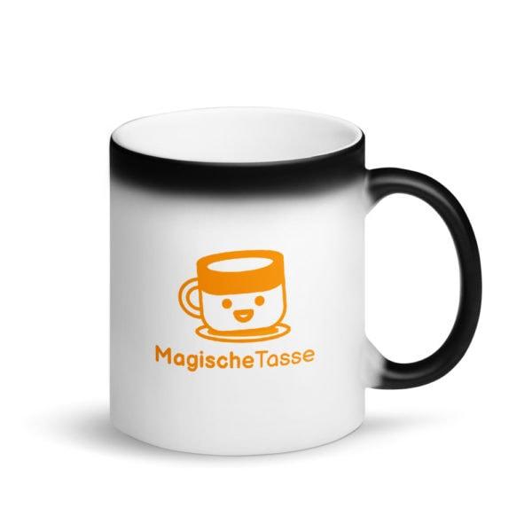 MagischeTasse | Zaubertasse: MagischeTasse Logo