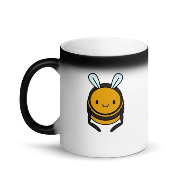 MagischeTasse | Tier-Zaubertasse | Die Zaubertasse für alle Bienen-Liebhaber!