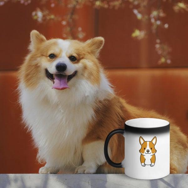 MagischeTasse | Tier-Zaubertasse | Die Zaubertasse für alle Hunde-Liebhaber!