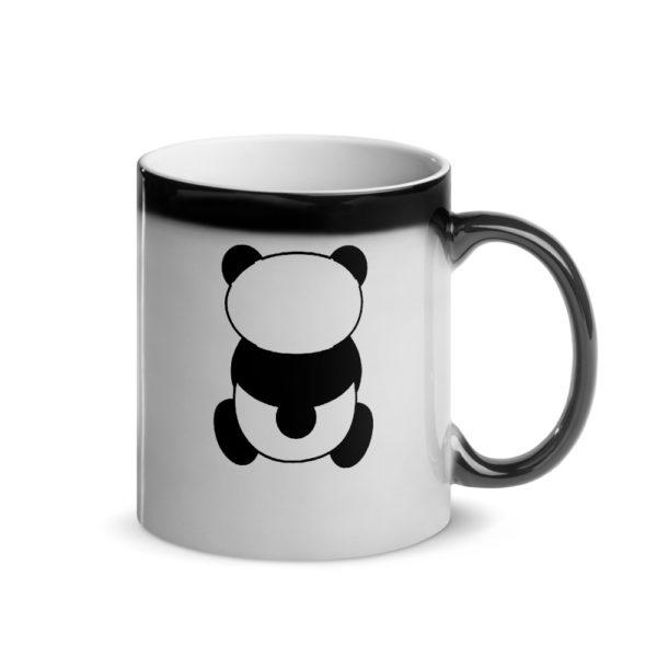 MagischeTasse | Tier-Zaubertasse | Die Zaubertasse für alle Panda-Liebhaber!