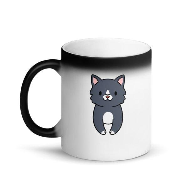 MagischeTasse | Tier-Zaubertasse | Die Zaubertasse für alle Katzen-Liebhaber!