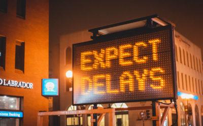 Verzögerungen bei der Lieferung (Update Mai 2021)